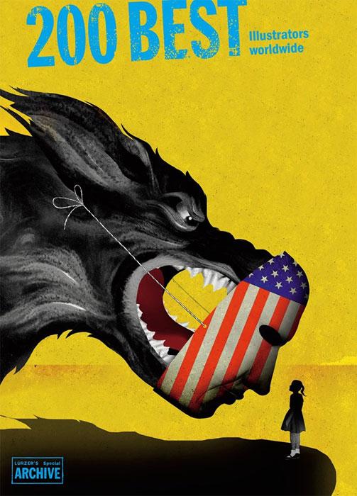 Patriot Pedophile illustration by Brian Stauffer