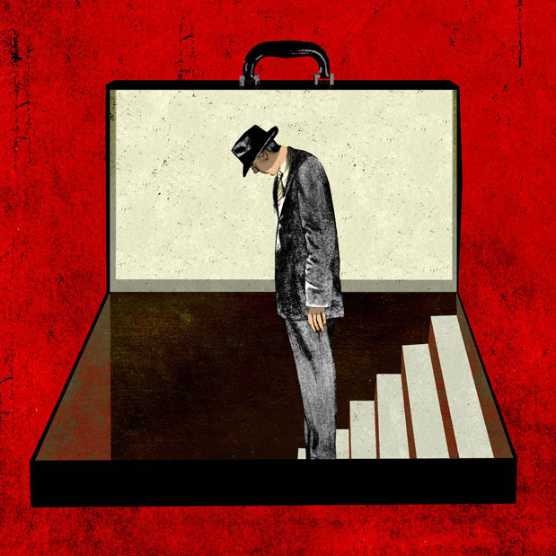 Death of a Salesman Theater Poster