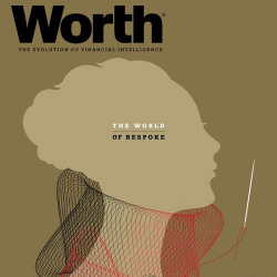 Bespoke Worth Cover illustration by Brian Stauffer