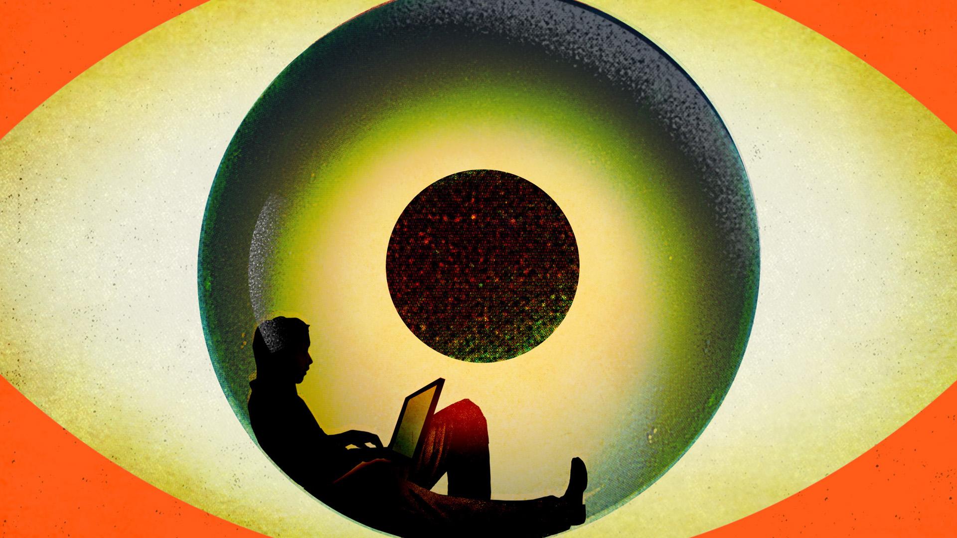 Brian Stauffer home slide – Eye