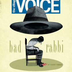 Bad Rabbi illustration by Brian Stauffer