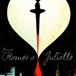 Romeo & Juliet Theater Poster by Brian Stauffer